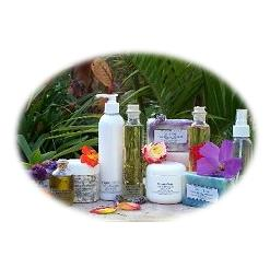 Handmade soap, lotion, cream, body oils and more!